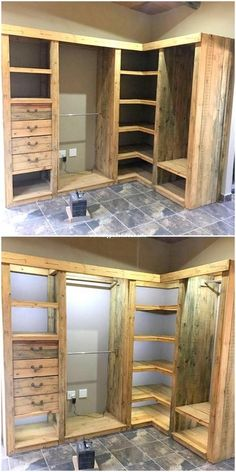 Easy To Craft DIY Pallet Wood Ideas & Plans - diypalletideas
