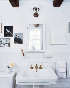 Art in Bath, image: Elle Decor