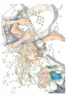 Your Lie in April~~