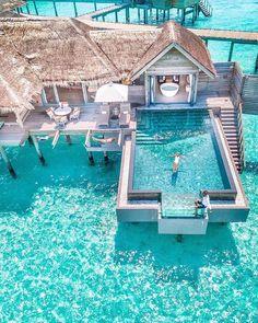 The best honeymoon destinations. Best Honeymoon Destinations, Dream Vacations, Vacation Spots, Travel Destinations, Beautiful Places To Travel, Cool Places To Visit, Places To Go, Destination Voyage, Best Resorts