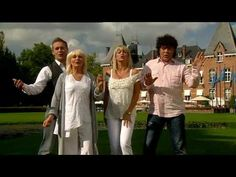 Dennie, Mieke, Christoff & Lindsay - Zaterdagavond (Official Videoclip) Dutch Language, No Time For Me, Holland, Youtube, Singing, Europe, Christian, Songs, Video Clip