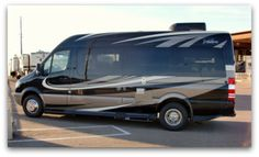 Motor Homes Class C Motorhomes Class B RVs in US Canada Including celebrities From the entry level Redhawk to Small Motorhomes, Class C Motorhomes, Cool Campers, Rv Campers, Leisure Travel Vans, Class B Rv, Small Rv, Sprinter Camper, Day Van