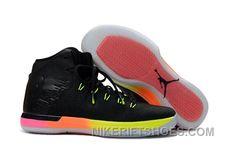 lowest price f9bf0 1750c 2017 Air Jordan XXX1 GS Rainbow Black Pink Volt Online HpK25i. Cheap  JordansCheap Puma ShoesNike ...