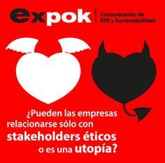 ¿Pueden las empresas relacionarse sólo con stakeholders éticos? http://www.expoknews.com/2013/08/16/pueden-las-empresas-relacionarse-solo-con-stakeholders-eticos/?utm_source=20+agosto_campaign=19%2F08%2F2013_medium=email