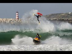 Bodyboard vs Surf - Red Bull Tow Out Session - YouTube
