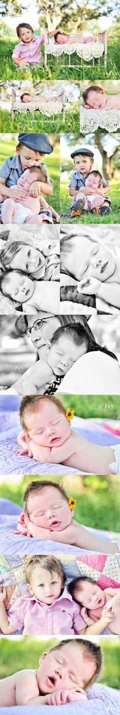 Big sister little sister.. family-photo-ideas