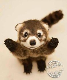 Dolls Ooak Baby Sloth