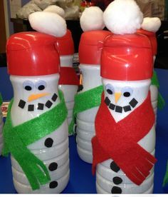 coffe can crafts | You could always fill them with hot chocolate mix for a cute gift idea ...