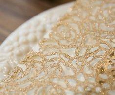 The 25 Best Glitter Lasercut Wedding Invitations Glitter Lasercut