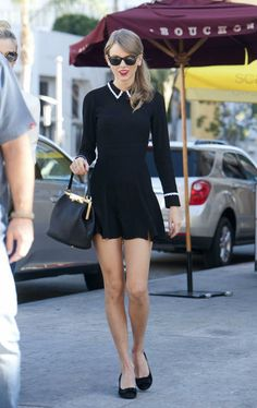 Taylor Swift's chic appeal