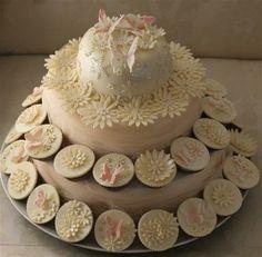 Mother of the Bride - Dicas de Casamento para Noivas - Por Cristina Nudelman: bolos e mini bolos