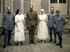 Primera Guerra Mundial en color (© Galerie Bilderwelt/Getty Images)