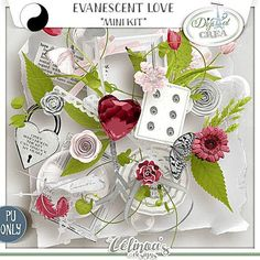 Evanescent Love by Celinoa's Designs http://digital-crea.fr/shop/index.php?main_page=product_info&cPath=368&products_id=23253