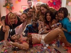 Lilly Wachowski Leaves 'Sense8' Season Two.... :( NOOOOOO