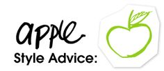 Fashion advice for apple-shaped ladies