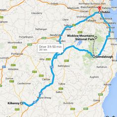 Day trip from Dublin: Driving through the Wicklow Mountains Ireland - Pitstops for Kids