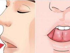 Фантастика! Положите язык на нёбо и дышите в течении 60 секунд. Вы не поверите, что произойдёт с вашим телом!