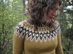 Fancy Tiger Crafts: Jaime's Icelandic Lopi Sweater