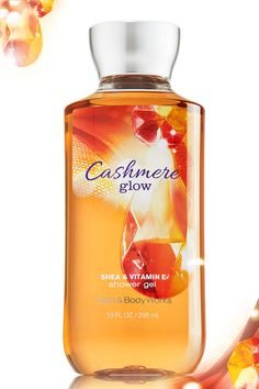 Luxurious lather & rich, warm fragrance … make EVERY day a #CashmereGlow day!