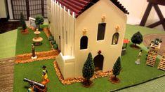 Mission San Gabriel Arcangel project