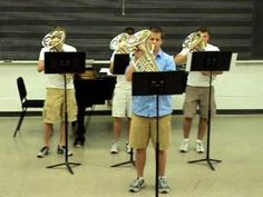Euphonium Quartet, Unchained Melody