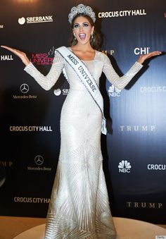 CONGRATS to Miss Venezuela, Gabriela Isler, for being crowned Miss Universe 2013 this weekend!