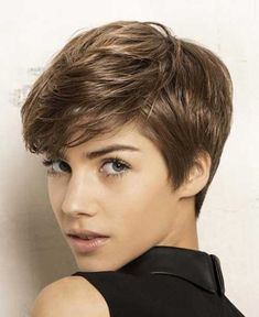 twenty Best Layered Pixie Cuts   Haircuts - 2016 Hair - Hairstyle ideas and Trends