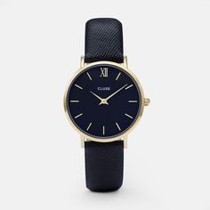 http://clusewatches.com/model/cluse-minuit-gold-midnight-blue-CL30014