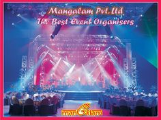 #Event management is the application of project management to the creation and development of large scale events such as festivals, conferences, ceremonies, formal parties, concerts, or conventions. http://www.mangalampvtltd.in/about.php
