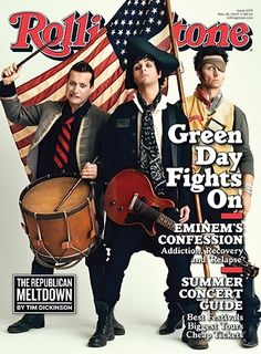 """""""Every song, every word, everything I write, every part of the music – I completely throw myself into it,"""" Billie Joe Armstrong said in our May 28, 2009 Green Day interview. #longreads"""