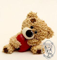 teddy bear by grasie