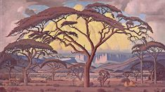 Opinion: Pierneef Posers, Or Painting Over The Past - pARTicipate South African Artists, Piet Mondrian, Arts And Crafts Movement, Visual Effects, The Past, Pictures, Image, Abstract Paintings, Google Search