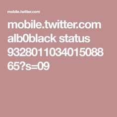 mobile.twitter.com alb0black status 932801103401508865?s=09