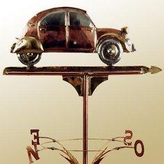 VW Weathervane