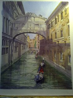Venice on location