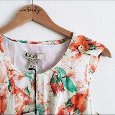 Alice'S Pig Parakeet Dress!