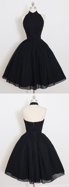 short homecoming dresses,black homecoming dresses,short prom dresses,simple homecoming dresses @simpledress2480