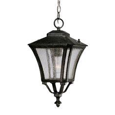 Tuscan 1 Light Outdoor Hanging Lantern