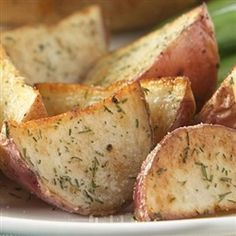Boston Market Garlic Dill Potatoes