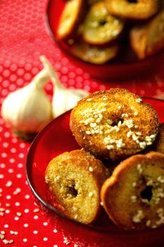 Mindennapi ételeink: Bake rolls házilag - új recept :-)