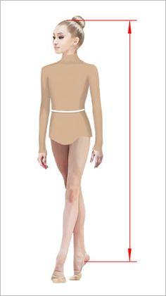 How to take measurements correctamente for make a leotard for rhythmic gymnastics. Popular Articles, Rhythmic Gymnastics, Roller Skating, Dance Costumes, Dance Wear, Leotards, Workshop, How To Make, How To Wear