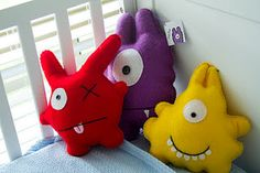 Bubblebubs Blog: There's a monster in my nursery!