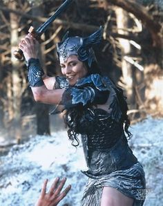 """xena: warrior princess (lucy lawless), """"return of the valkyrie"""""""