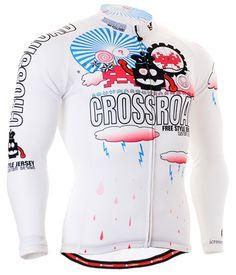 FIXGEAR Cycling Bike Wear Top Long sleeve