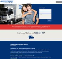 Streamline Movers are a Sydney based moving company that specialise in domestic and commercial relocation and storage