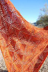 Ravelry: Alix's Prayer Shawl pattern by Myrna A.I. Stahman , free pattern.