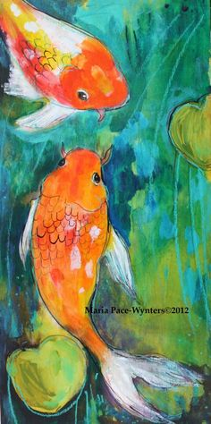 The Pond by Maria Pace - Wynters