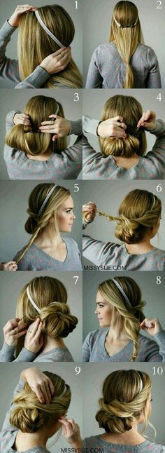 Hairstyles ❤ Prom Hair, Prom Hairstyles
