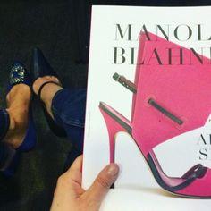 The Art of Shoes: Manolo Blahnik