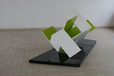 Brantt - Lime-30/120.90.90, 120 x 90 x 90 cm., high gloss paint on MDF